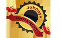 Jókönyv-garancia