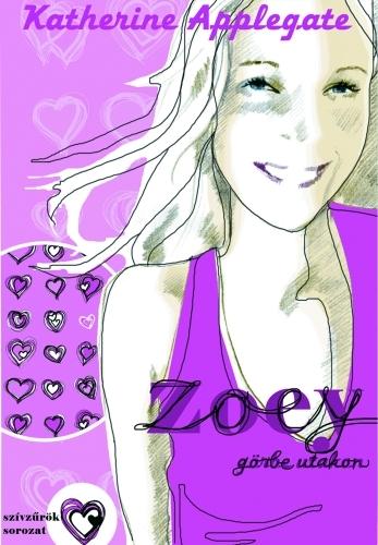 Katherine Applegate: Szívzűrök 1. – Zoey görbe utakon