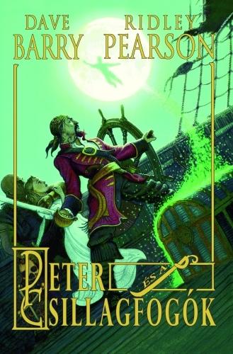 Dave Barry, Ridley Pearson: Péter és a csillagfogók