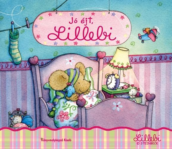 Nina Steinbeck: Jó éjt, Lillebi!