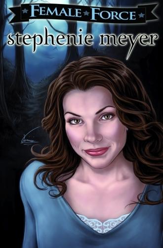 Burton Ryan, Macneil Dave: Stephenie Meyer képregény