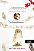 Stacey O'Brien: Wesley, kedvesem – Felejthetetlen történet szeretetről, egy kis bagolyról és a barátnőjéről