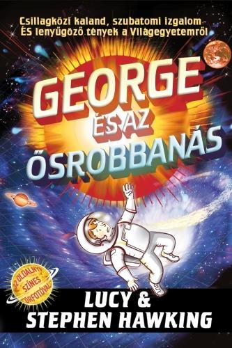Lucy Hawking, Stephen Hawking: George és az ősrobbanás