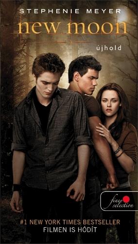 Stephenie Meyer: New Moon – Újhold (Twilight saga 2.)