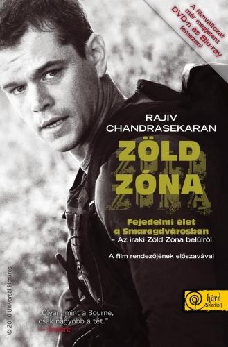 Rajiv Chandrasekaran: Zöld zóna