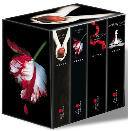Stephenie Meyer: Twilight saga díszdobozban