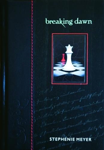Stephenie Meyer: Breaking Dawn – Hajnalhasadás díszkötésben (Twilight saga 4.)