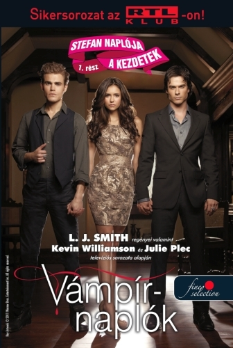 Lisa Jane Smith: Stefan naplója 1. – A kezdetek
