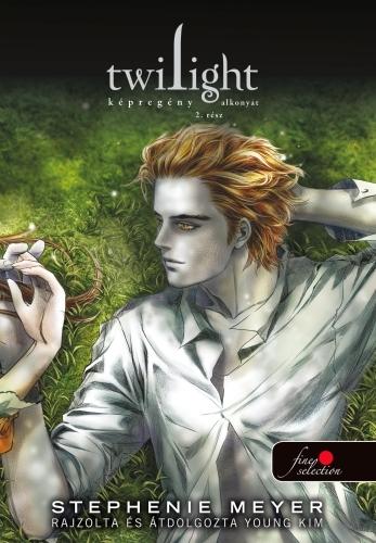 Stephenie Meyer: Twilight – Alkonyat képregény 2.