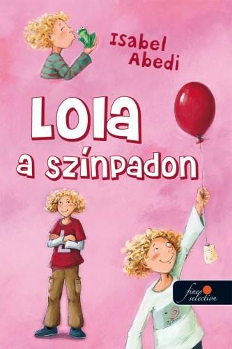 Isabel Abedi: Lola a színpadon