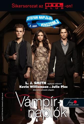 Lisa Jane Smith: Stefan naplója 2. – Vérszomj