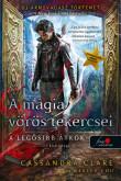 Cassandra Clare, Wesley Chu: A mágia vörös tekercsei (A legősibb átkok 1.) (Különleges kiadás, ezüst élmetszéssel!)