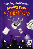 Jeff Kinney: Egy bitang jó fej srác naplója 3. Rowley Jefferson bitang para rémtörténetei