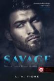 L. A. Fiore: Savage - Fenevad - Lizzie Danton ébredése