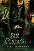Leigh Bardugo: Six of Crows - Hat varjú (VP filmes) (Hat varjú 1.)