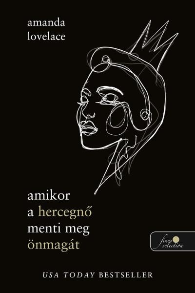Amanda Lovelace: amikor a hercegnő menti meg önmagát