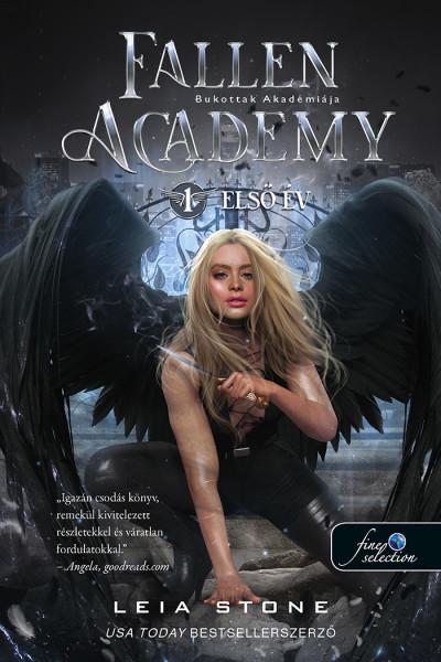 Leia Stone: Fallen Academy – Bukottak Akadémiája 1. Első év