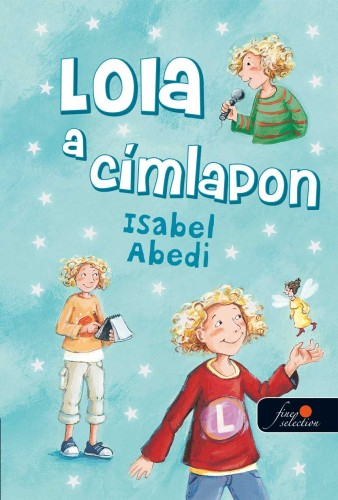 Isabel Abedi: Lola a címlapon