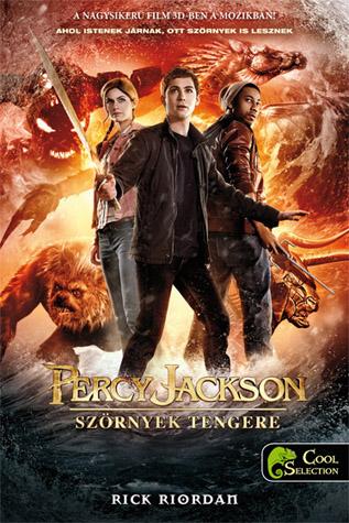 Rick Riordan: Percy Jackson és az olimposziak 2. – A szörnyek tengere