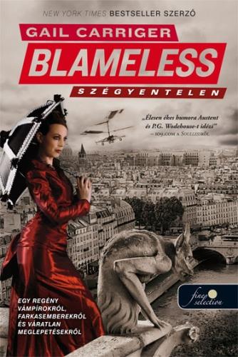 Gail Carriger: Blameless – Szégyentelen (Napernyő protektorátus 3.)