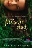 Maria V. Snyder: Poison Study – Méregtan