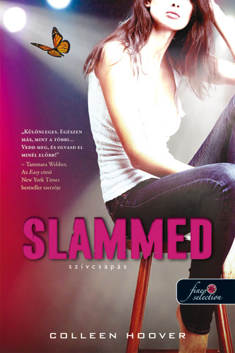 Colleen Hoover: Slammed – Szívcsapás (Szívcsapás 1.)