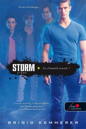 Brigid Kemmerer: Storm – Vihar (Elementálok 1.)