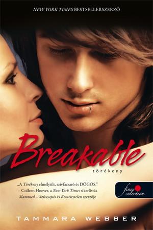 Tammara Webber: Breakable – Törékeny (A szív körvonalai 2.)