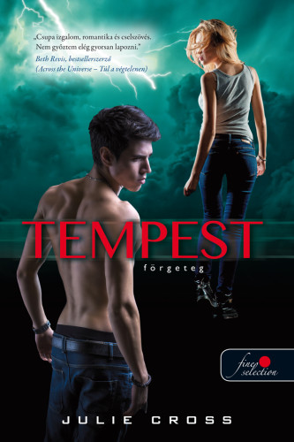 Julie Cross: Tempest – Förgeteg