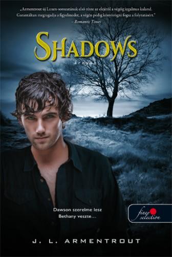 Jennifer Armentrout: Shadows – Árnyak (Luxen 0.5)