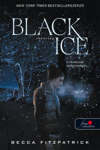 Becca Fitzpatrick: Black Ice – Tükörjég