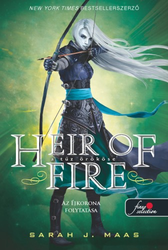 Sarah J. Maas: Heir of Fire – A tűz örököse (Üvegtrón 3.)