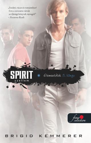 Brigid Kemmerer: Spirit – Szellem (Elementálok 3.)
