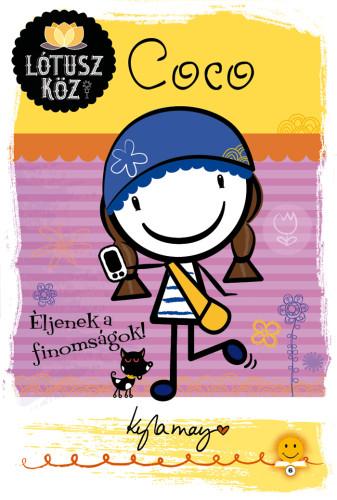 Kyla May: Coco – Éljenek a finomságok!