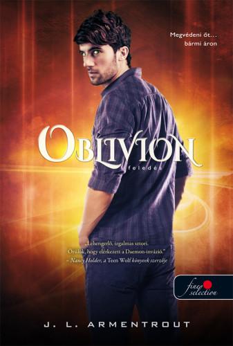 Jennifer L. Armentrout: Oblivion – Feledés 1. (Luxen Daemonnal)