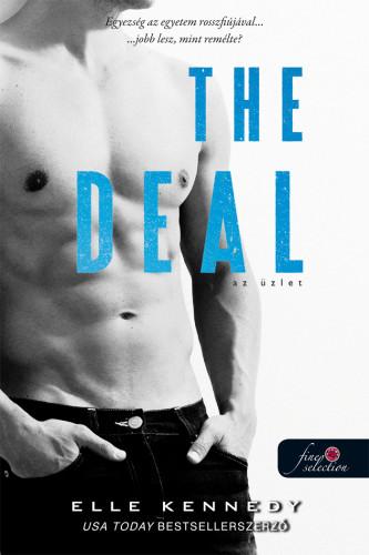 Elle Kennedy: The Deal – Az üzlet (Off-Campus 1.)