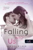 Jasinda Wilder: Falling Into Us - Zuhanunk egymásba (Beléd zuhantam 2.)