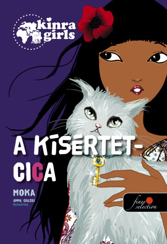 Moka: Kinra Girls 2. A kísértetcica