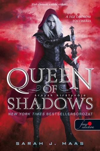 Sarah J. Maas: Queen of Shadows – Árnyak királynője (Üvegtrón 4.)