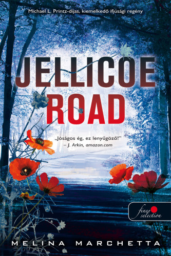 melina marchetta and jellicoe road She's had an incredible fortnight and this is her blog on the printz medal (jellicoe road), the aurealis award  melina marchetta _____ i consider myself.
