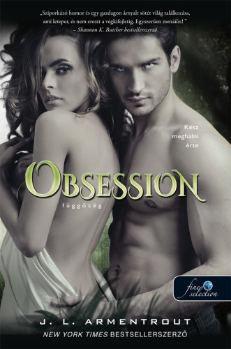Jennifer L. Armentrout: Obsession – Függőség