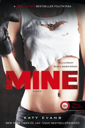 Katy Evans: Mine – Enyém (Valós 2.)