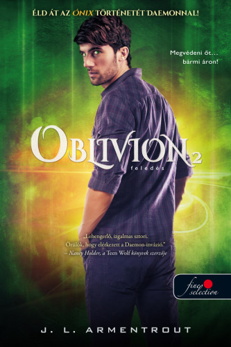 Jennifer Armentrout: Oblivion 2. – Feledés (Luxen Daemonnal)