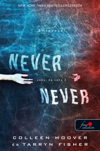 Colleen Hoover, Tarryn Fisher: Never Never – Soha, de soha 2.