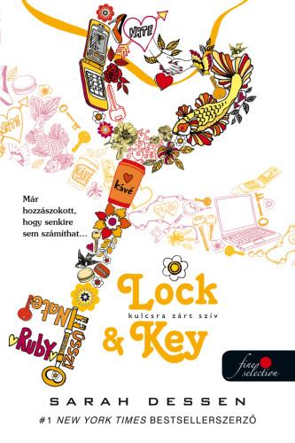 Sarah Dessen: Lock and Key – Kulcsra zárt szív