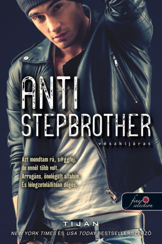 Tijan: Anti-Stepbrother – Vészkijárat