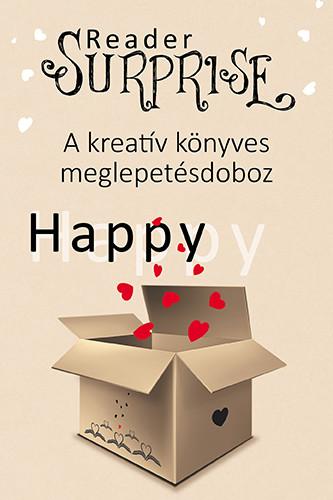 : A jelige – Fagyöngy (Reader Surprise MeglepetésDoboz #1 – Happy fokozat)