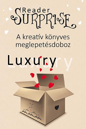 : A jelige – Fagyöngy (Reader Surprise MeglepetésDoboz #1 – Luxury fokozat)