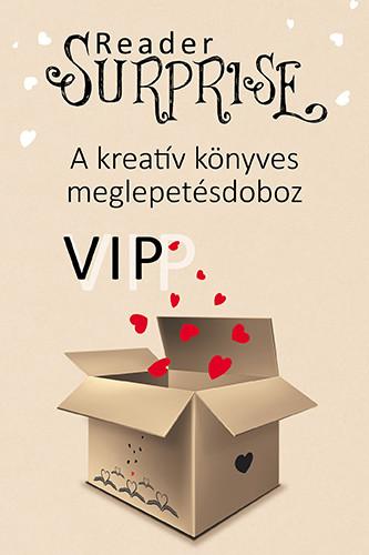 : A jelige – Fagyöngy (Reader Surprise MeglepetésDoboz #1 – VIP fokozat)