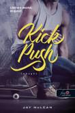 Jay McLean: Kick, Push - Lebegés (Lebegés 1.)
